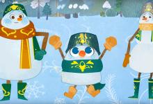 Дружок Снеговичок