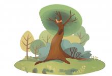 «Открываю мир леса»